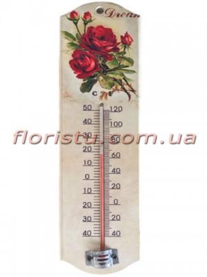 Термометр Прованс Розы Dream 26/7 см