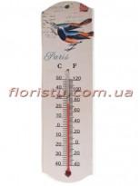 Термометр Прованс Птички 26/7 см
