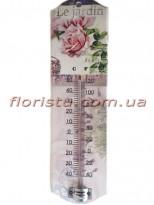 Термометр Прованс Розы Le jardin 26/7 см