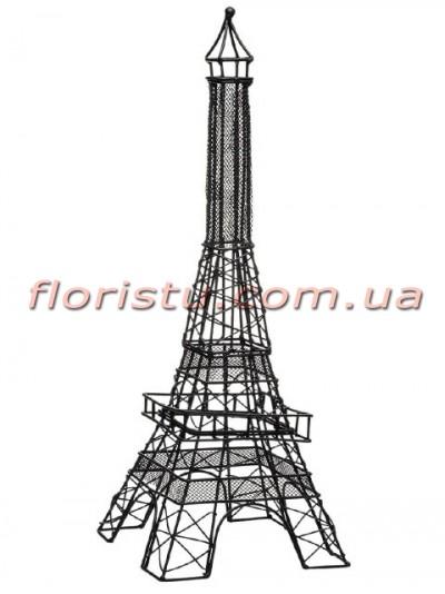 Декоративная статуэтка Эйфелева башня Черная 51 см