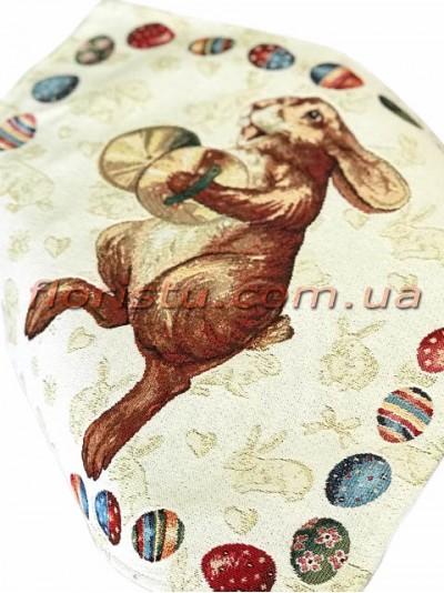 Гобеленовая салфетка RABBIT от EMILY HOME 45*45 см