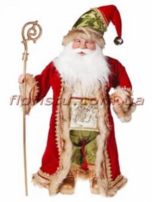 Новогодняя фигура Санта Клаус 71 см