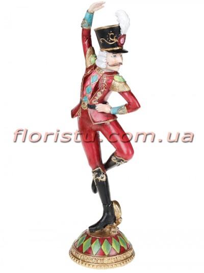 Декоративная статуэтка Адъютант в танце 28 см