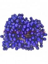 Ягоды искусственные Синие 10 шт.