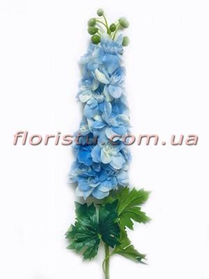 Дельфиниум латексный премиум класса Голубой 82 см