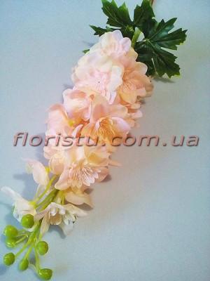 Дельфиниум латексный премиум класса Нежно-розовый 82 см