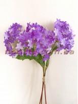 Букет бульдонежа искусственного Фиолет 35 см