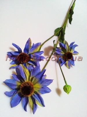 Эхинацея искусственная Фиолет 80 см