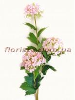 Бульдонеж искусственная ветка Розовый 90 см 3 гол.