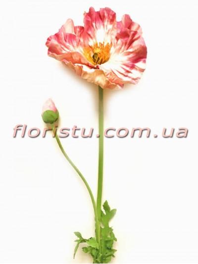 Мак латексный премиум класса Розовый 90 см