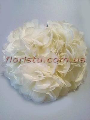 Гортензия премиум класса Нимфа белая молочная 7 гол. 15 см