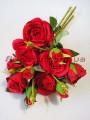Букет роз гэлакси премиум класса Красный 46 см