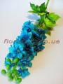 Дельфиниум искусственный Синий 78 см