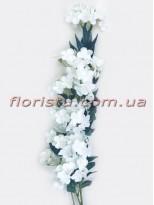 Бульдонеж искусственная ампельная ветка Белый 100 см