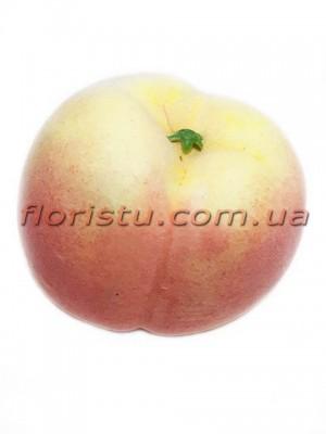 Персик искусственный 8 см