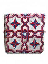 Кашпо керамическое Марокко квадрат 13 см №7