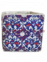 Кашпо керамическое Марокко квадрат 13 см №4