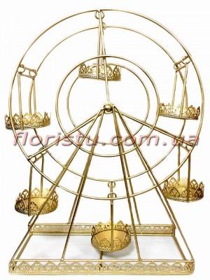 Коллекция Золото декоративная Карусель  55 см