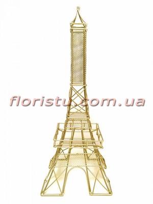 Коллекция Золото декоративная статуэтка Эйфелева башня 39 см