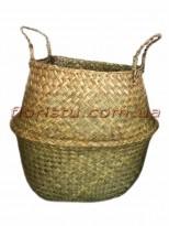 Корзина-трансформер плетеная Беж 28 см