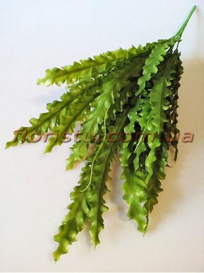 Асплениум искусственный Зеленый 45 см