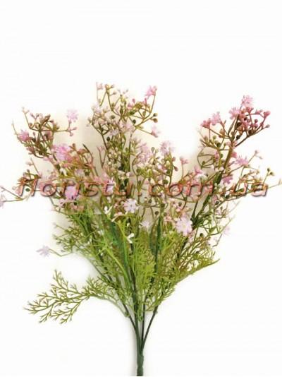 Букет Прованс розовый 35 см