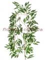 Искусственная лиана Ива зеленая 170 см
