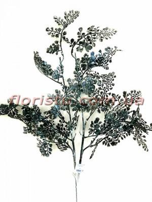 Адиантум декоративная ветка Серая 92 см