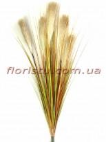 Пампасная трава искусственная Оранж 100 см 5 колосьев
