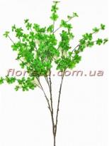 Ветка пластик Бонсай Зеленый 155 см