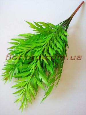 Любисток искусственный премиум зеленый 48 см