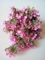 Гипсофила искусственная пышная розовая 40 см
