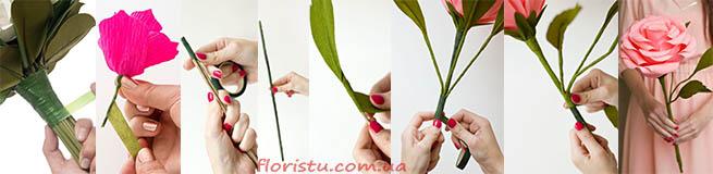 флористическая тейп-лента